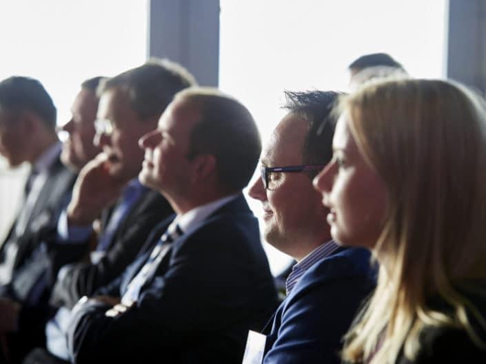 Foto congres van GDF Suez in Amsterdam