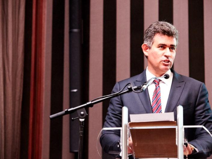 Gerbrandydebat met de Turkse deken Prof Dr Metin Feyzioğlu
