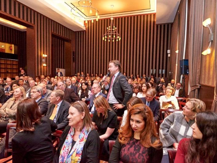 Gerbrandydebat 2016 met de Turkse deken Prof Dr Metin Feyzioğlu