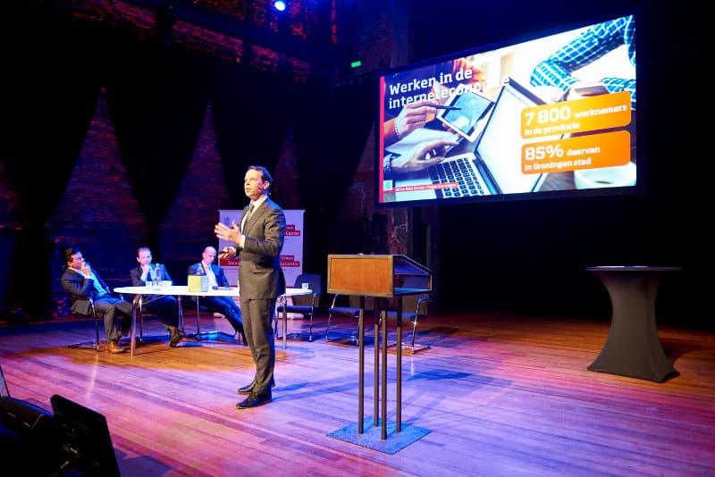 Opening Urban Data Center Groningen