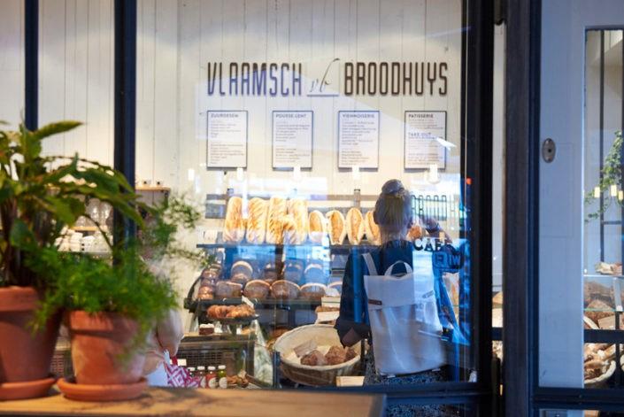 Vlaamsch Broodhuys voor magazine Sligro, Horeca Helden Rotterdam