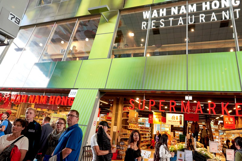 Wah Nam Hong, voor magazine Sligro, Horeca Helden Rotterdam